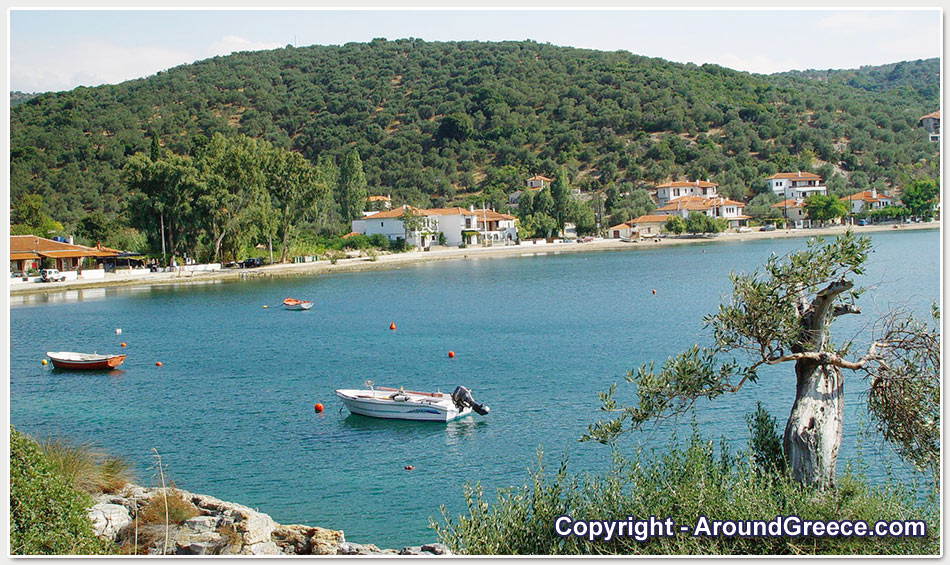 Vacations in Lefokastro Pelion